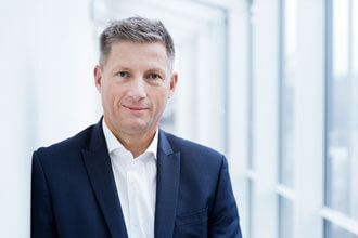 Andreas König, výkonný ředitel společnosti TeamViewer.