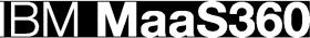 IBM MaaS360 logotip