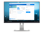 unified interface of teamviewer