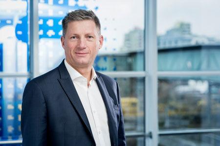 Andreas König, Головний виконавчий директор