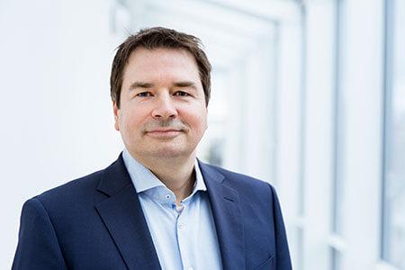 Bernd Miehler, Executive Vice President, Operations.