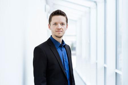 Kornelius Brunner, Senior Vice President, Product Management / Chief Innovation Officer
