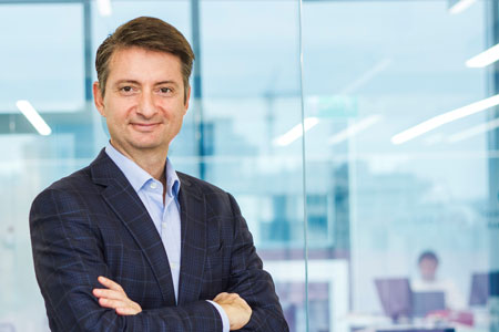 Раффі M. Кассарян, Генеральний директор, IoT та Monitis