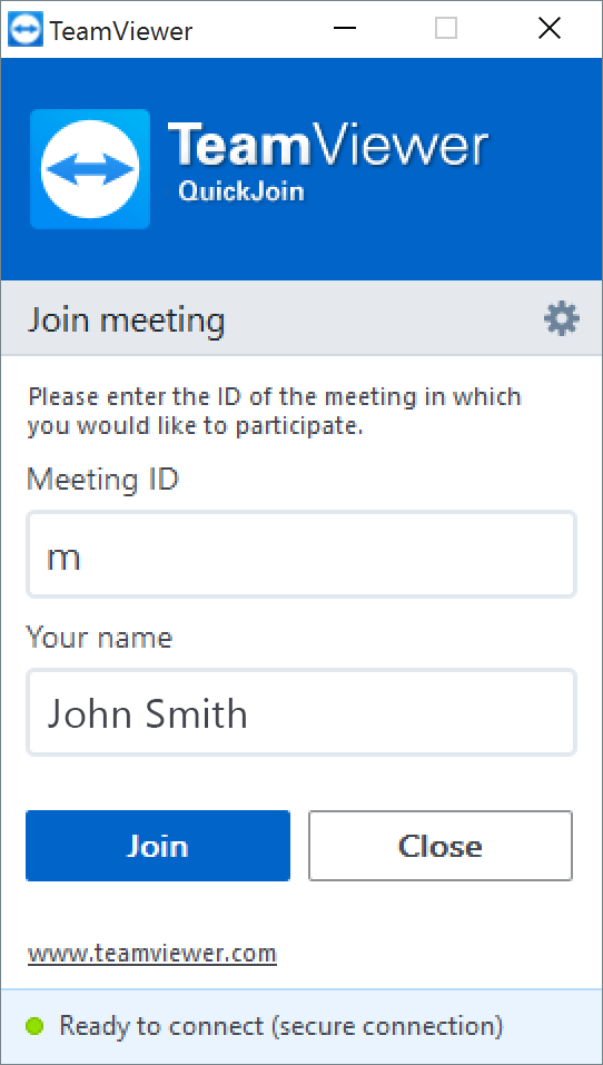 Join meetings without installation
