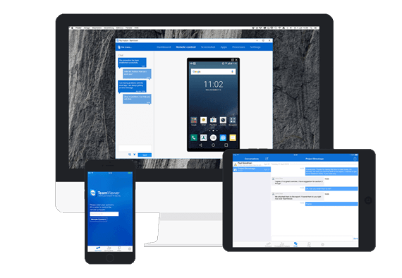 TeamViewer: Remote Control (Android, iOS, Universal Windows Platform