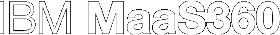 Logo IBM MaaS360