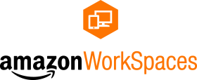Logo firmy Amazon WorkSpaces