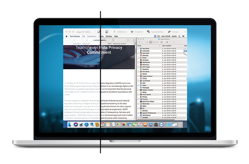 การเร่งประสิทธิภาพฮาร์ดแวร์สำหรับ Mac
