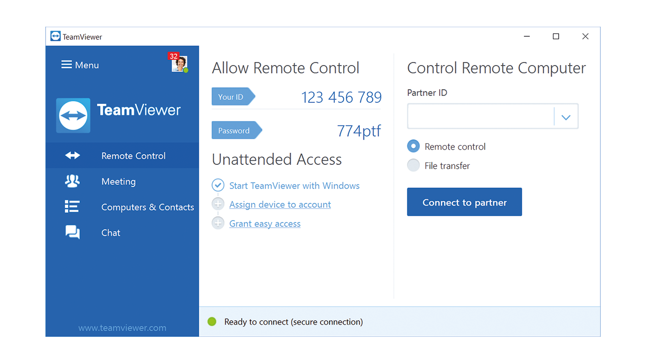 TeamViewer 12 introduces mobile-to-mobile functionality