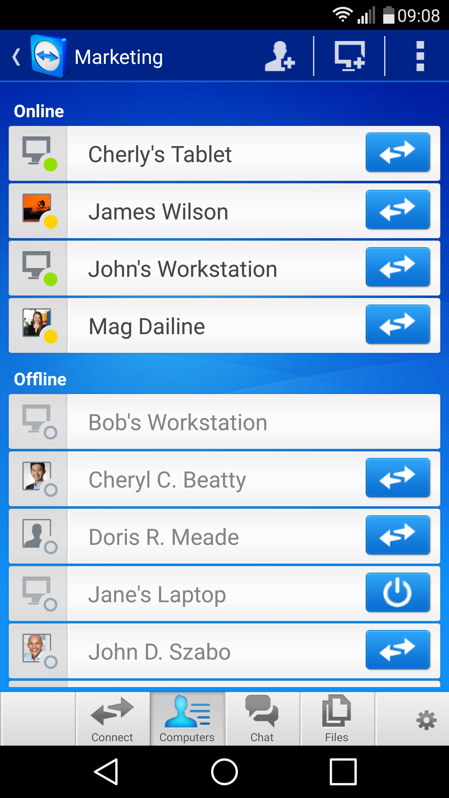 TeamViewer Announces New Version of Android Remote Control ...