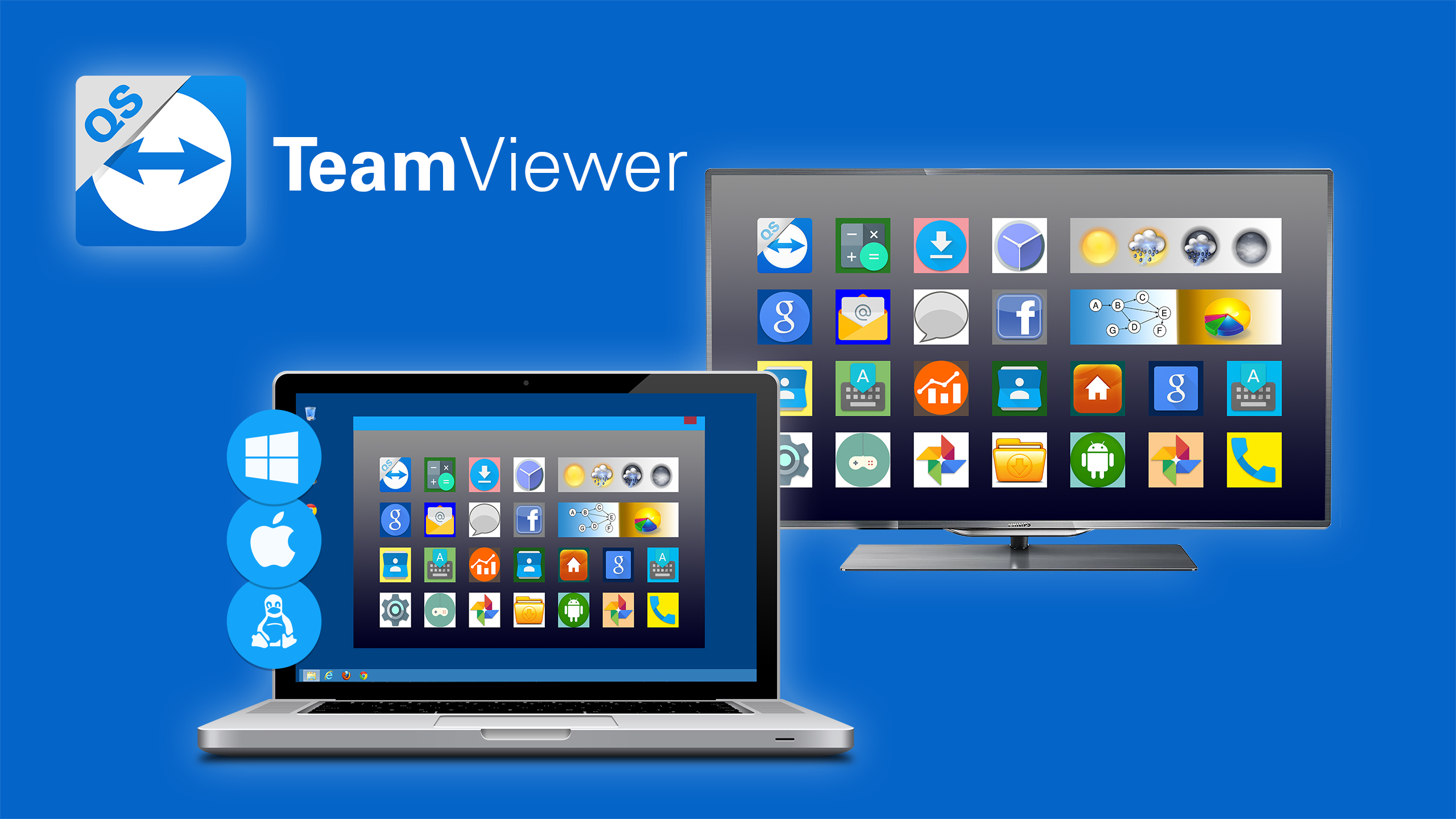 TeamViewer Extends Remote Support To Smart TV Sets