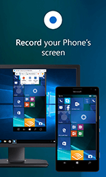 Quick Support Windows 10 Mobile Record