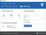Meeting TeamViewer 11 Beta