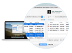 intuitive file transfer of teamviewer