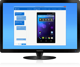 Teamviewer Use Case Mobile Device Support