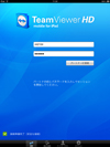 TeamViewer HD for iPad