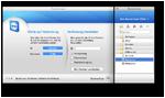 TeamViewer mainwindow on Mac Lion