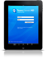 TeamViewer for the iPad