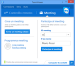 TeamViewer v9 Beta Meeting View