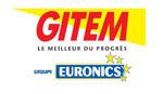 Gitem Euronics logo