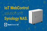 IoT WebControl solution and Synology NAS