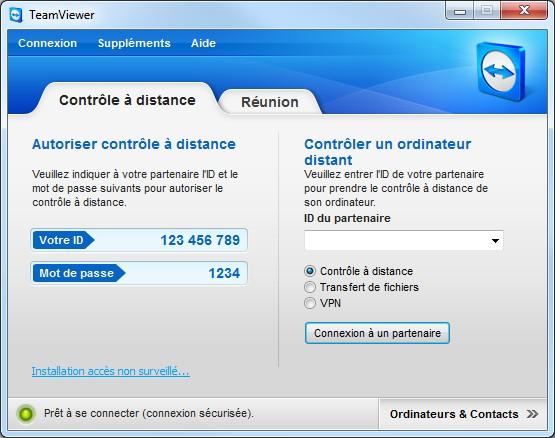 ������ TeamViewer 6.0.11117 ����� ����� ������ ������� � ������