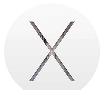 Logotipo de Mac OS X Yosemite