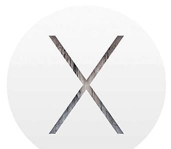 Logo Mac OS X Yosemite