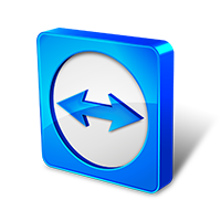 البرنامج التعريف TeamViewer 9.0.32494 Enterprise 2014,2015 teamviewer-icon200x2