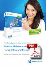 TeamViewer brochure PDF