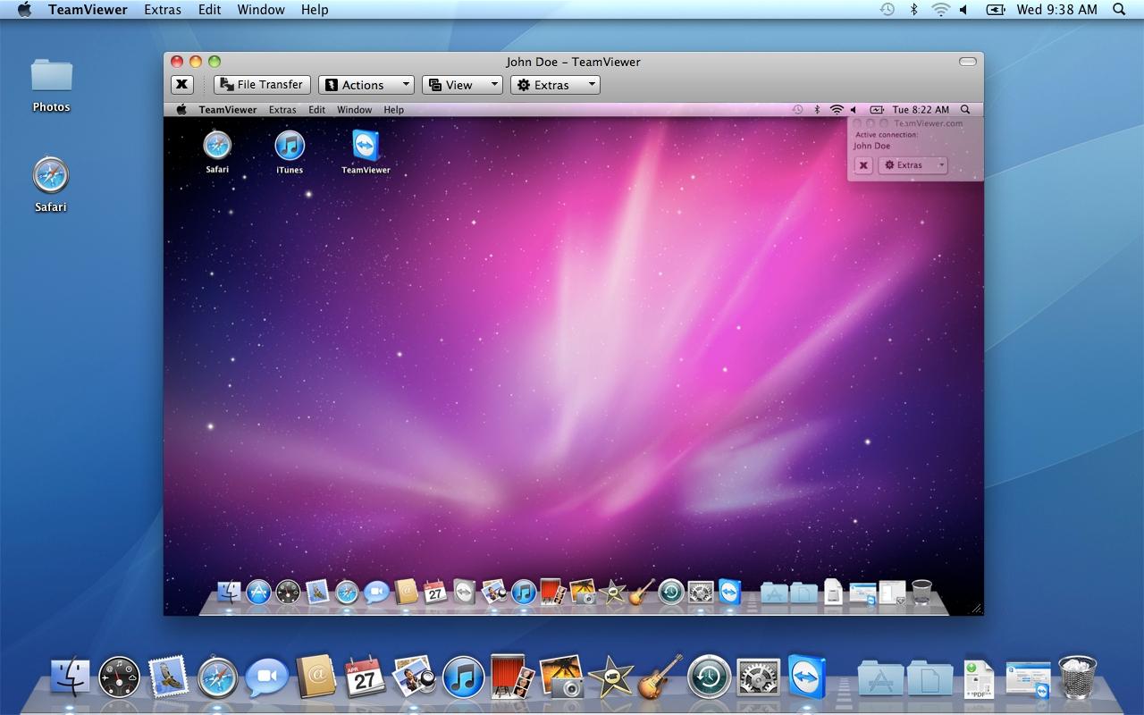 Teamviewer Apple