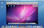 TeamViewer Remote Control Session on Mac OS X