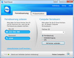 Screenshot of TeamViewer 6