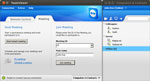 Screenshot of TeamViewer 7 Remote control