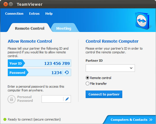 TeamViewer Press Release: TeamViewer® Launches Version 8 for Linux