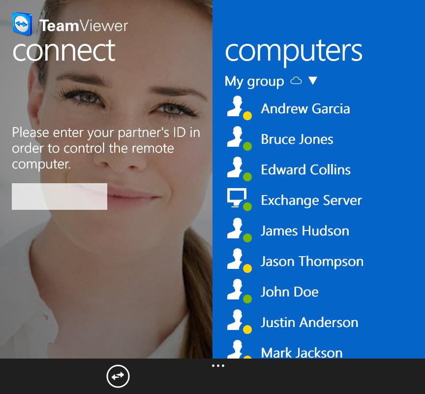 скачать teamviewer для windows 8 - фото 6