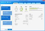 TeamViewer QuickSupport dashboard