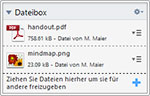 TeamViewer Dateibox