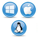 Windows, Mac, Linux, Android, iOS, Windows Phone 8