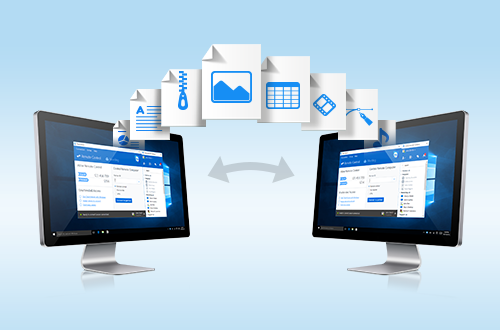لتحكم بجهازك {TeamViewer.10.0.4{Premium Corporate بوابة 2014,2015 filetransfer.png