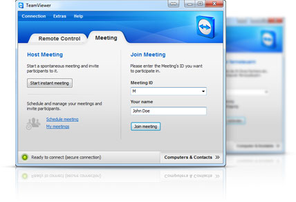 Free Download TeamViewer 6.0.10722 Premium Full Version + Crack  Keygen