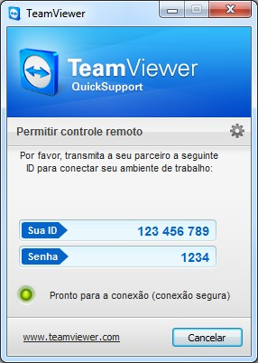 Team Viewer QuickSupport