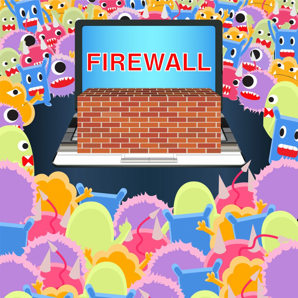 best internet security firewall laptop