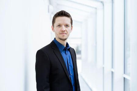 Kornelius Brunner, Vice President, Product Management.