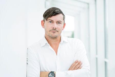 Stefan Prestele, SVP & Chief Marketing Officer.