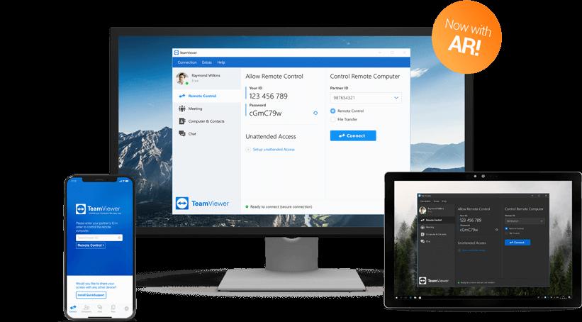 download teamviewer 14 free license