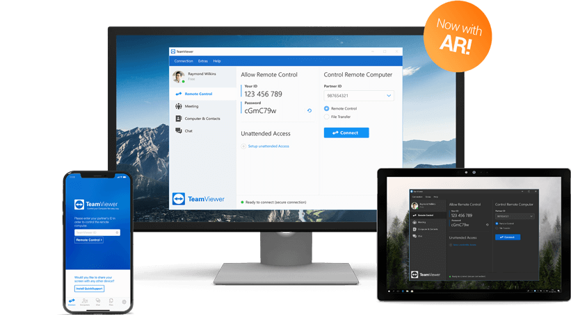 TeamViewer: The Remote Desktop Software