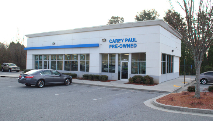 Carey Paul Honda Atlanta Dealership