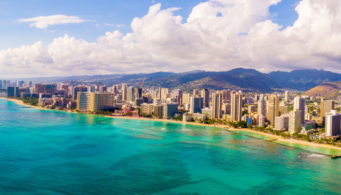 city in Hawaii